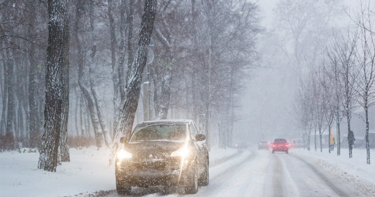 What are Some Important Winter Driving Safety Tips?